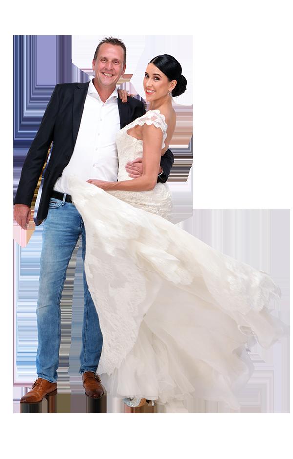 Dick van Zutphen - Modeca bruidsmode