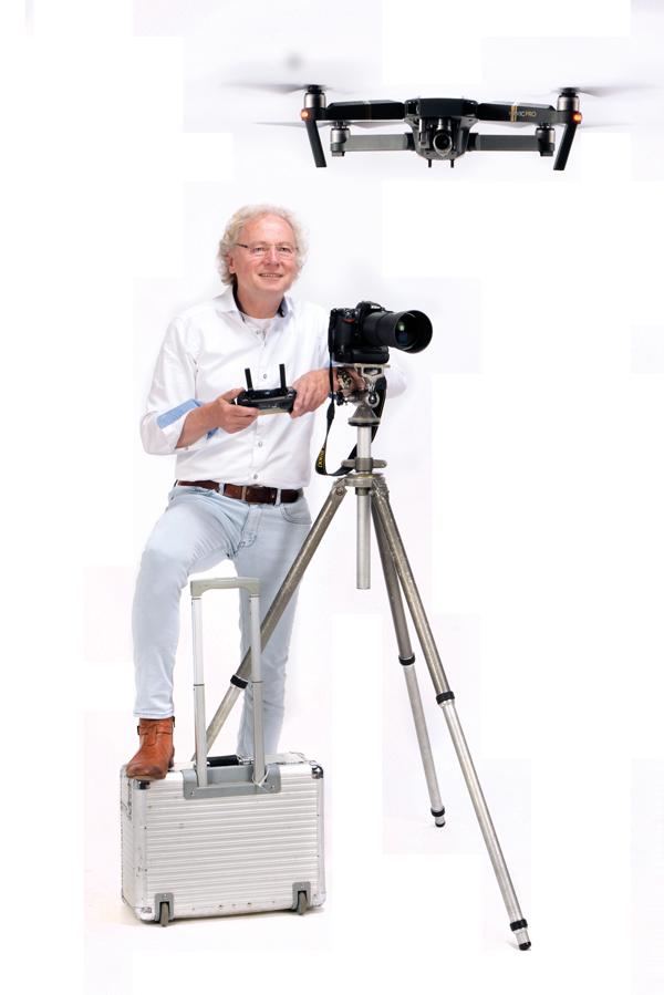 Jan Nijkrake - Fotograaf en lid van OOS Klavertje Vier