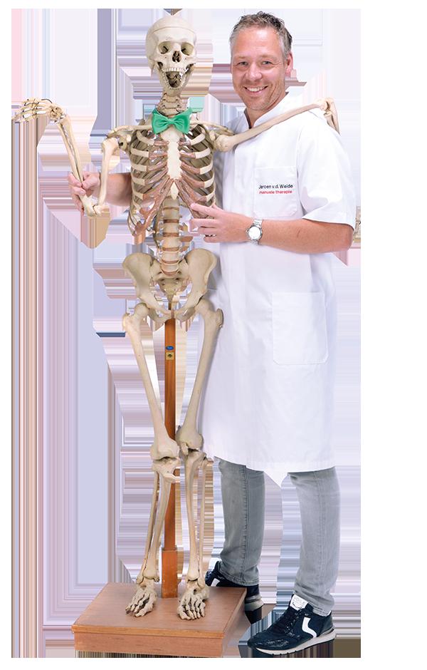 Jeroen van der Weide Business: Praktijk voor gespecialiseerde fysiotherapie