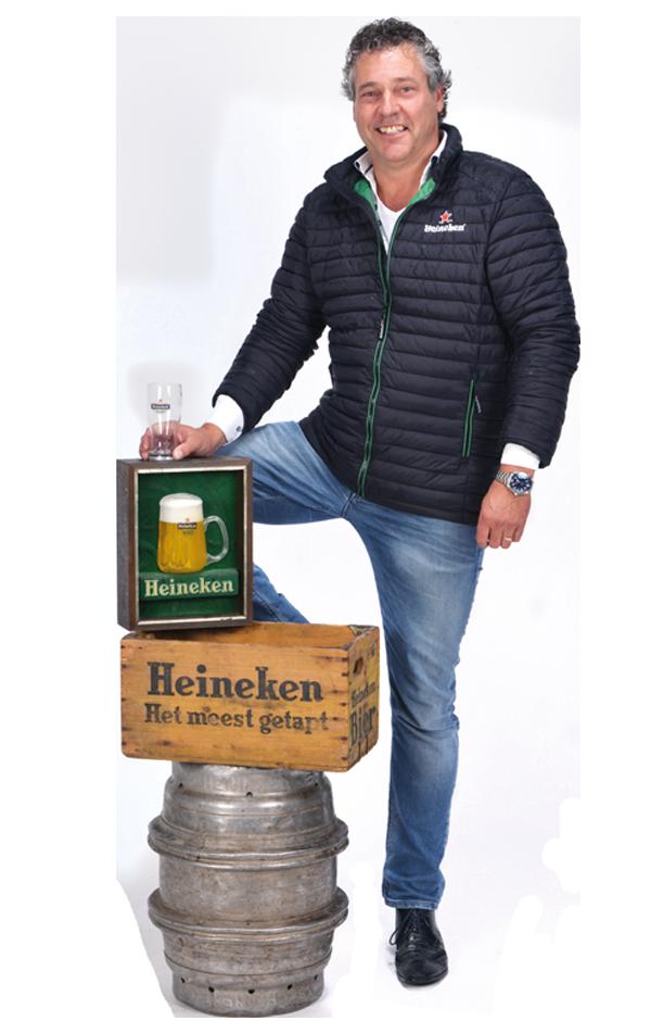 Nico IJland Business: Heineken Nederland