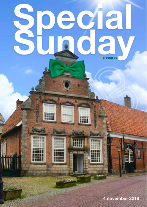 Special Sunday Magazine 2018